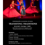 Transiting Traditions | 30 de abril | Salão Nobre da Junta de Freguesia do Lumiar