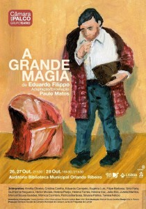A Grande Magia_Cartaz Final