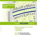 Reposição de pavimentos | 18 de janeiro | Avenida Ventura Terra
