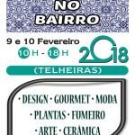 Mercado no Bairro | 9 e 10 de fevereiro | Telheiras