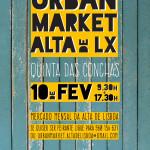 Urban Market | 10 de fevereiro | Quinta das Conchas