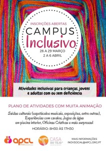 Cartaz_Campus Inclusivo