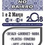 Mercado no Bairro | 1 e 2 de março | Junto ao Centro Comercial do Lumiar