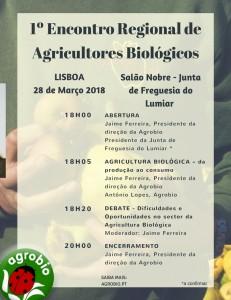 1 Encontro Regional - AB AM Lisboa programa