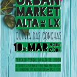 Urban Market | 10 de março | Quinta das Conchas