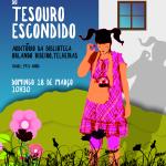 À Procura do Tesouro escondido | 18 de março | Auditório da Biblioteca Orlando Ribeiro