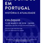Refugiados em Portugal, História e Actualidade | 15 de março | Auditório da Biblioteca Orlando Ribeiro