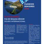 Passeio Sénior | 23 a 25 de março | Douro Internacional