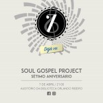7 | DÉJÀ VU – Soul Gospel Project | 7 de abril | Auditório da Biblioteca Orlando Ribeiro