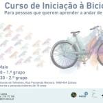 Curso de Iniciação à Bicicleta | 5, 12 e 19 de maio | Escola de São Vicente de Telheiras