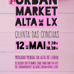 Urban Market | 12 de maio | Quinta das Conchas