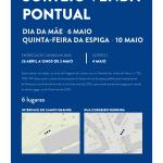 Comércio – Venda pontual | 6 de maio e 10 de maio | Junta de Freguesia do Lumiar