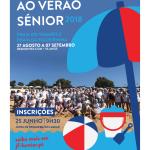 JUNTA-te ao Verão Sénior | 27 de agosto a 07 de setembro | Tamariz e Figueirinha