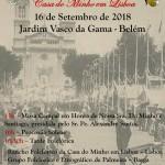 Romaria Minhota | 16 de setembro de 2018 | Belém