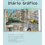 Workshop de Diário Gráfico | 12 de outubro | Junta de Freguesia do Lumiar