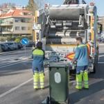 Alterações à recolha de lixo no Ano Novo   31 de dezembro e 1 de janeiro