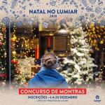 II Concurso de Montras de Natal do Lumiar | Inscrições de 6 a 20 de dezembro